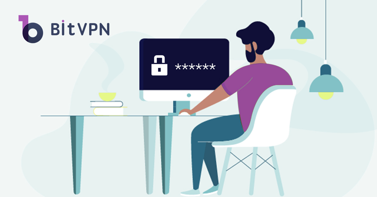 work from home using bitvpn
