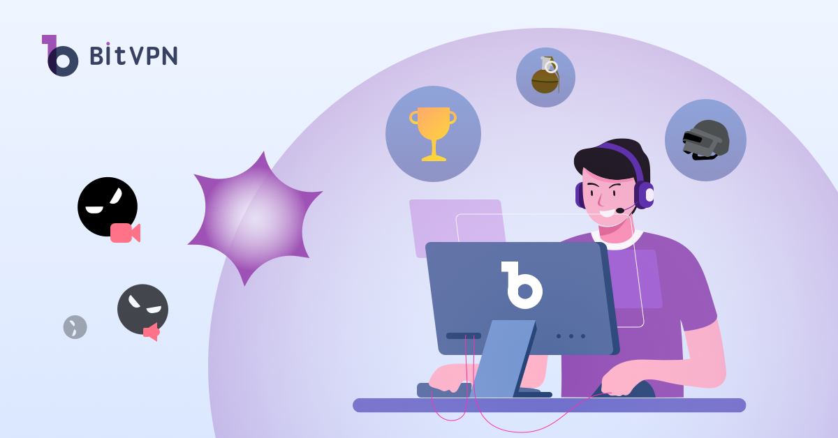 how to better enjoy pubg bitvpn