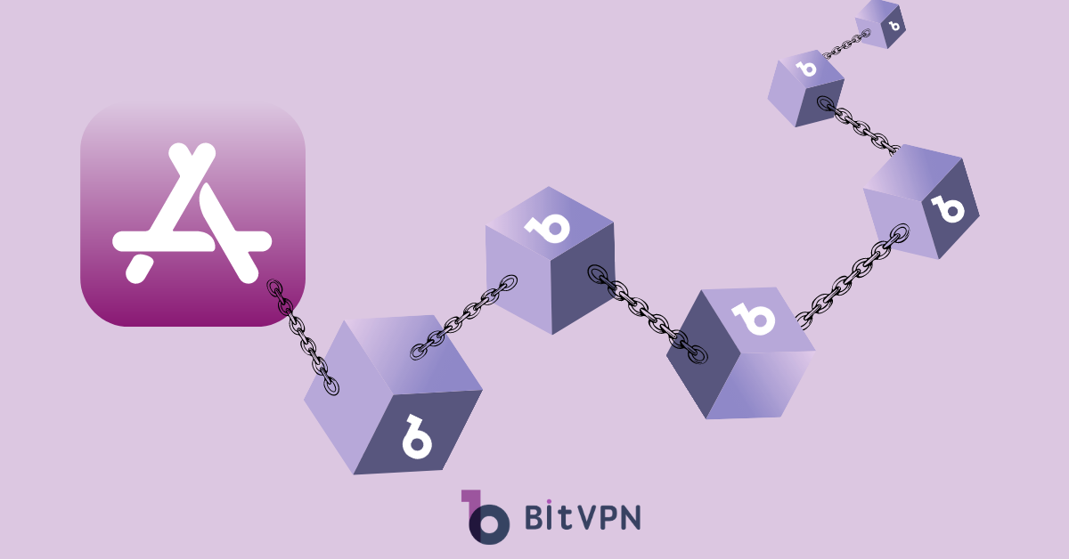 blockchain-based app image