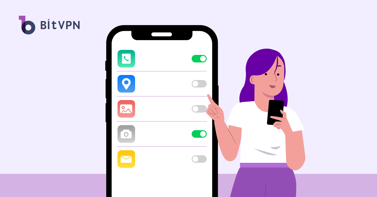 appls collect your data and permissions