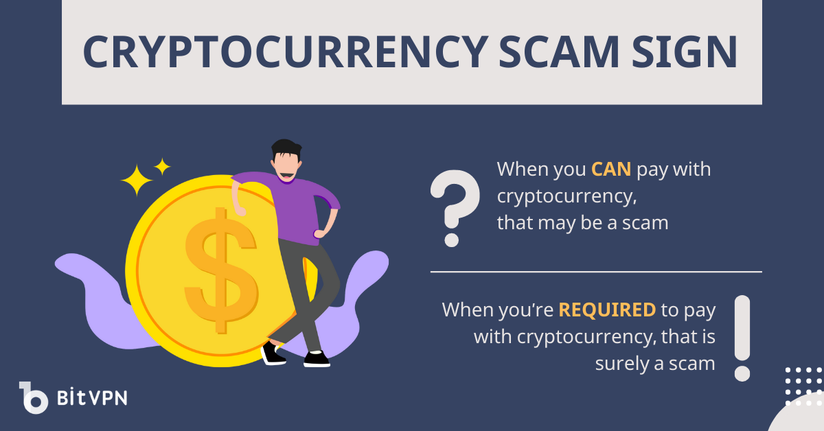 cryptocurrency scam sign (1)